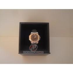 patek philippe replica nautilus black dial orologio copia imitazione
