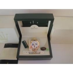 rolex replica daytona oro giallo quadrante bianco panda orologio copia imitazione