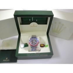 rolex replica GMT master II classic rosso blu orologio copia imitazione