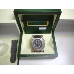 audemars piguet royal oak offshore michael schumacher limited edition titanium