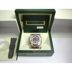 audemars piguet royal oak offshore michael schumacher rose gold limited edition