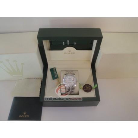 rolex replica datejust acciaio madreperla diamanti orologio copia imitazione
