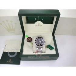 rolex replica submariner vintage no data black dial orologio copia imitazione