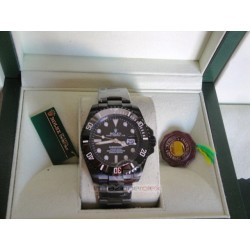 rolex replica submariner ceramichon pro-hunter pvd orologio copia imitazione