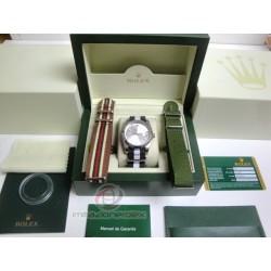 rolex replica datejust acciaio cordura white argentèè barrette orologio copia imitazione