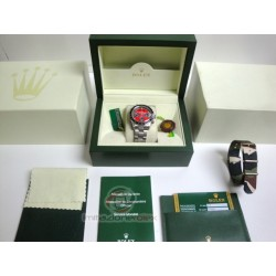 rolex replica daytona vintage paulnewman 6263 california red dial orologio copia imitazione
