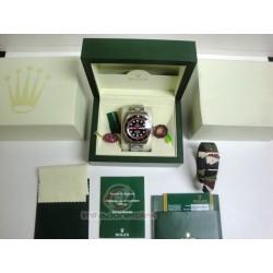 rolex replica deepsea black out red dial orologio copia imitazione
