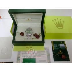 rolex replica day-date ll acciaio green dial orologio copia imitazione