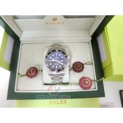 rolex replica seadweller ceramic dial blue new basilea orologio copia imitazione