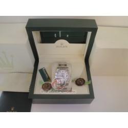 rolex replica datejust acciaio nero diamanti orologio copia imitazione