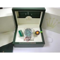 rolex replica submariner verde ceramichon orologio copia imitazione