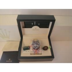 rolex replica submariner ceramichon acciaio oro black dial orologio copia imitazione