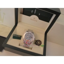 rolex replica yacht master I new basilea platinum blu dial orologio copia imitazione