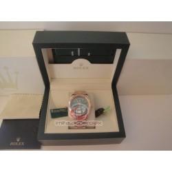 rolex replica day-date oro rosa green dial orologio copia imitazione